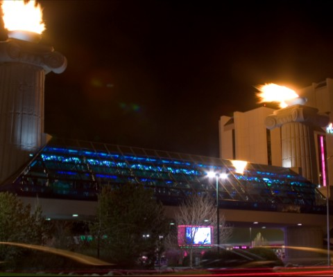 Atlantis Flame Towers